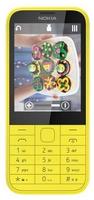 Nokia 225 Dual Yellow