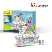 3D PUZZLE Toy House