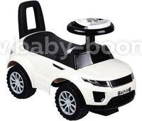Baby Mix UR-HZ-613W WHITE Машина детская белая
