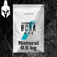 Essential BCAA 4:1:1 - Натуральный вкус - 0.5 KG