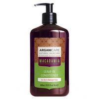 купить Arganicare Несмываемый кондиционер для сухих и очень поврежденных волос Macadamia в Кишинёве