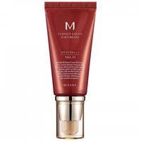 Missha Missha M Perfect Cover BB Cream (№21 Light Beige) - ББ крем с максимальной кроющей способностью