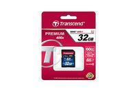 16GB SDHC Transcend TS16GSDU1 Premium, Class 10, UHS-I, 400X