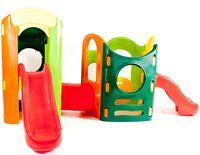 Complex de joacă Little Tikes Playground 8in1 (440W00060)