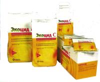 Вezinfectant universal Ecocid C  /50 g
