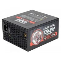 "PSU ZALMAN ""ZM1000-GVM"", 1000W, ATX 2.31, 80 PLUS® Bronze, Active PFC, Modular Cable System, 120mm Quiet Fan, Smart Fan Control, Third Forward Switching, +12V (83A), 20+4 Pin, 2xEPS(4+4Pin), 12xSATA, 6xPCI-E(6+2pin), 4x Periph., Black"