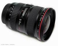 Zoom Lens Canon EF  16-35mm f/2.8 L II USM