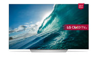 TV OLED LG 65C7V, Silver