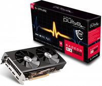 Видеокарта Sapphire PULSE Radeon RX 570 (8 ГБ/GDDR5/256 бит)