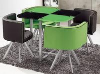 Grace Furniture A-8 Green/Black