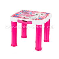 Chipolino Столик DMA01706SPI розовый