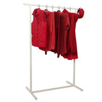 cumpără Cuier pentru haine din oţel 900x550x1200/1750 mm (9001) în Chișinău