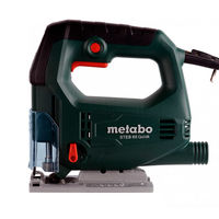 Fierăstrău pendular Metabo STEB65Quick
