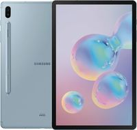 "T865 Galaxy Tab S6 10.5"" 2019 Cellular 4G 6/128Gb	Cloud Blue"