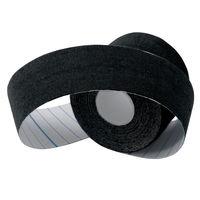 купить Кинезиотейп Кинезиологическая лента в рулоне Insportline 5 m, 5 cm, черный 10797 (2611) в Кишинёве