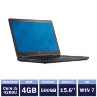 "Ноутбук Dell Latitude E5540 Gray(15,6"" | Intel Core i5-4200U | 4GB RAM | 500GB HDD | Windows 7)"