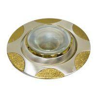 Feron Встраиваемый светильник 156 R-39 серебро