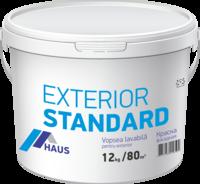 Краска водоэмульсионная фасадная Haus Standard 6 кг