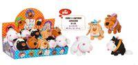 Artesania Beatriz 9756 Мягкая игрушка собачка 19 см