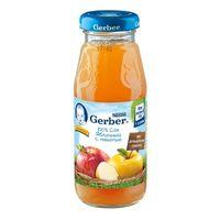 Gerber сок яблоко с мякотью c 4 мес. 175мл