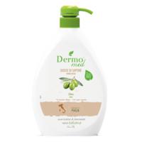 Жидкое мыло для рук Dermomed Bio с экстрактом Оливы, 600 мл
