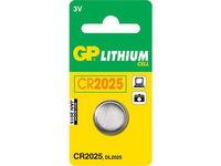 купить Батарейка GP 3V Lithium Ø20х2.5mm CR2025-7C5 в Кишинёве