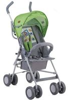 Bertoni (Lorelli) Trek Green&Grey Car
