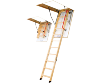 Лестница чердачная Komfort LWK 280 Fakro 70 x 120 см
