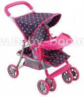 Baby Mix ME-9304BWT1218 Коляска для куклы