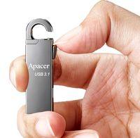 USB Flash Drive Apacer AH15A 128Gb Dark Gray (AP128GAH15AA-1)