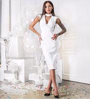 Платье Дакота белое