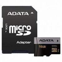 Adata 16Gb , microSDHC ADATA UHS-I U3, Class10
