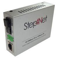 Media Converter10/100 WDM SC,1550TX/1310RX, 20km