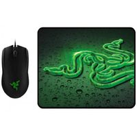 Razer Combo Mouse+Mouse Pad - Abyssus 2000 and Goliathus (Speed) Terra