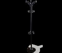 Вешалка напольная  металл осн-е чёрный/серый В1-46