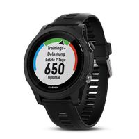 Фитнес-трекер Garmin Forerunner 935 Black & Grey