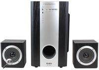 """cumpără Speakers SVEN MS-1060R Black,  2.1 / 30W + 2x15W RMS, remote control, all wooden, (sub.6.5"""" + satl.3"""") în Chișinău"""