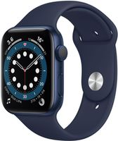 Apple Watch Series 6 GPS, 44mm Blue Aluminum Case