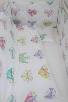 Комплект постельного белья Happy Baby Diamonds (6 ед.)