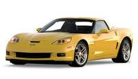 Welly 2007 Chevrolet Corvette Z06 (22504W)