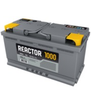 AKOM Reactor 6 CT-100 VL Euro P plus, серый