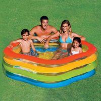 Intex Детский надувной бассейн 185 x180 x 53 см, 466 Л