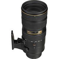 Nikon 70-200 f/2.8G AF-S VR II IF-ED NANO, Zoom Lenses