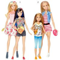 "Набор кукол Барби ""Скиппер и Стейси"""