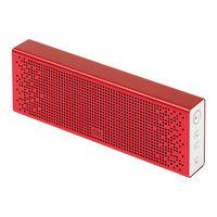 Колонка портативная Xiaomi Mi Bluetooth Speaker, 36663