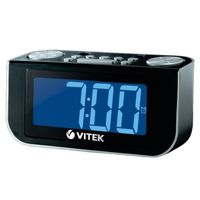 Радиочасы Vitek VT-6600