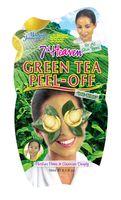 Маска для лица Зеленый чай, для глубокого очищения кожи, 10гр