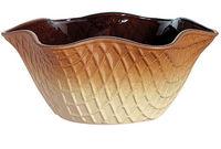 купить Креманка для десерта Croque 200ml, D12cm, вафельная в Кишинёве