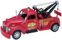 Welly 1953 Chevrolet Tow Truck (22086W)