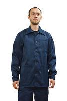 Костюм темно-синий 004 (Куртка + брюки)